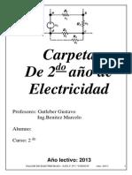 CT Electricidad 2013 2do