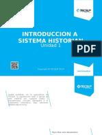 Historian Unidad1