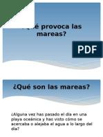 diapositivalasmareas