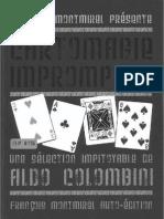 Cartomagie Impromptue - Aldo Colombini