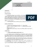 NT - Epistola Ap.Ioan 2, Outline