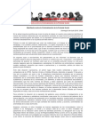 JG - JeL - JRP3 - JRME - Manifiesto Contra la Criminalización de la Protesta Social - 05 de Julio de 2015