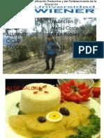 Comida Nutritivo (Juan Paitan Robles)