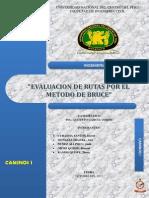 Informe Metodo de Bruce