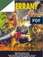 Aberrant - Core Rules