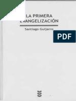 GUIJARRO S.- La primera evangelización - Sígueme 2013.pdf