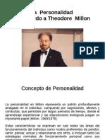 La Personalidad (Theodore Millon)