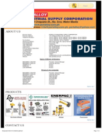 Hydraulic Equipment and Tools - Portalloy Industrial Supply