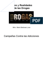 Mitos y Realidades de Las Drogas(INICISA)