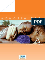 MEMORIA ACH 2006