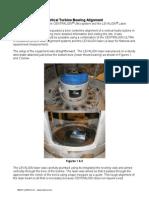 Ludeca Vertical Turbine Bearing Alignment