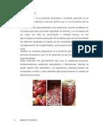 Subproductos de Frutas y Hortalizas