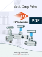 KF NeedleAngleGauge Valves