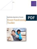 Event Fundraising Toolkit
