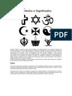 Símbolos e Significados