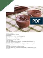 Chocolate Quente Com Ades
