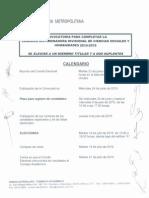 Convocatoria Completar CDD CSH