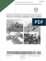 2014 Plan Operativo Institucional