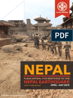 Nepal Flash Appeal 0