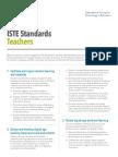 iste teacher standards