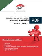 (f1)Tema 12 - Integrales Dobles