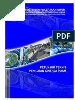 Petunjuk Teknis Evaluasi Kinerja PDAM - BPPSPAM.pdf