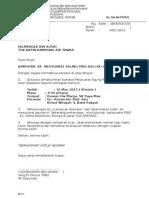 Surat Jemputan Pentol 2014