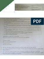 CHS 2013 - Prova - Estado e Sociedade