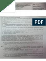 CHS 2013 - Prova - Legislação de Saúde