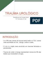 Trauma Urológico