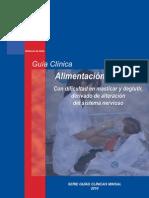 Guia Clinica Trastornos de Alimentación en Niños