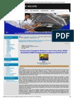 Perencanaan Rangkaian Modulasi Lebar Pulsa (Pulse Width Modulation-PWM) Menggunakan Komponen Diskrit LM-324