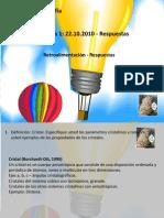 PRUEBA-1 Cristalografia