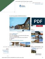 Memoria Escuela Saunalahti _ VERSTAS Architects _ Plataforma Arquitectura