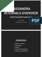 Cassandra Internals Overview by Sam Tunnicliffe (1)