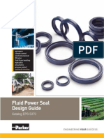Hydraulic & Pneumatic Seal Design Guide & Catalog