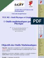 Outils Math Pour Le Physique