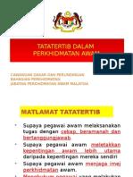 Slide Tatatertib
