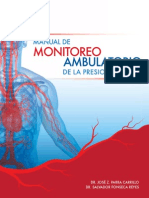 Manual de manejo ambulatorio para la presion arterial