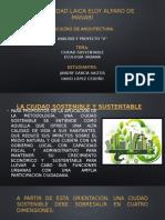Ciudad Sostenible y Ecologia Urbana