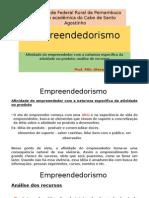 Aula 5 - Empreendedorismo