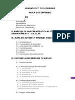 2009 4. Diagnostico de Seguridad San Cristobal