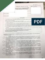 CHS 2014 - Prova - Crimes Ambientais e Procedimentos Policiais