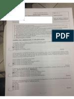 CHS 2014 - Prova - Direito Constitucional