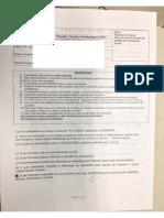 CHS 2014 - Prova - Estado Sociedade e Polícia