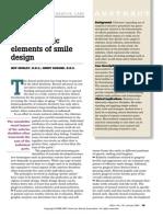 factores macroesteticos  en el diseño de sonrisa