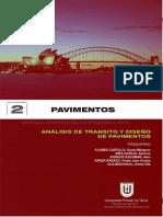 2 Trabajo Escalonado Analisis de Transito
