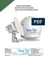 136878 a Installation Manual 4012GX