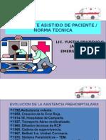 EXPOSICION PACIENTE POLITRAUMATIZADO-