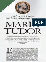 Ferrand Sánchez - La Última Reina Católica de Inglaterra, Maria Tudor